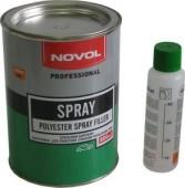 Novol SPRAY Шпатлевка наносимая способом распыления