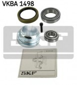 Skf VKBA 1498 Комплект подшипника ступицы колеса