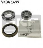 SKF VKBA 1499 Комплект подшипника ступицы колеса