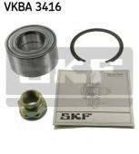 Skf VKBA 3416 Комплект подшипника ступицы колеса