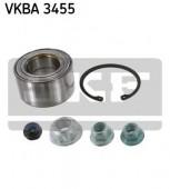SKF VKBA 3455 Комплект подшипника ступицы колеса