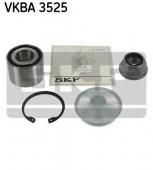 SKF VKBA 3525 Комплект подшипника ступицы колеса