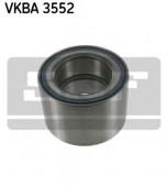 Skf VKBA 3552 Комплект подшипника ступицы колеса