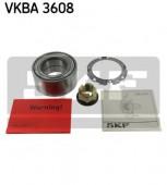SKF VKBA 3608 Комплект подшипника ступицы колеса
