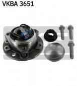 Skf VKBA 3651 Комплект подшипника ступицы колеса