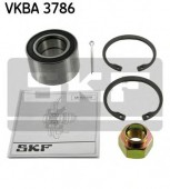 SKF VKBA 3786 Комплект подшипника ступицы колеса