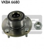 SKF VKBA 6680 Комплект подшипника ступицы колеса