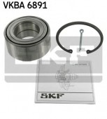 SKF VKBA 6891 Комплект подшипника ступицы колеса