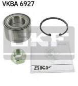 SKF VKBA 6927 Комплект подшипника ступицы колеса