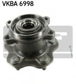 SKF VKBA 6998 Комплект подшипника ступицы колеса