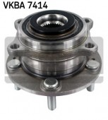SKF VKBA 7414 Комплект подшипника ступицы колеса