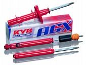 KAYABA AGX 734037 Стойка типа макферсон регулируемая двухтрубная газонаполненная