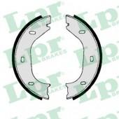LPR 00010 Тормозные колодки, к-т для стояночной системы