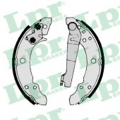 LPR 00140 Тормозные колодки, к-т