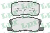 LPR 05P1733 Тормозные колодки, к-т дисковые