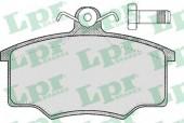 LPR 05P188 Тормозные колодки, к-т дисковые