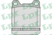 LPR 05P362 Тормозные колодки, к-т дисковые