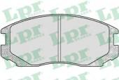 LPR 05P502 Тормозные колодки, к-т дисковые