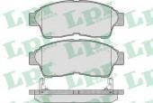 LPR 05P561 Тормозные колодки, к-т дисковые