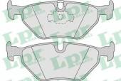 LPR 05P675 Тормозные колодки, к-т дисковые