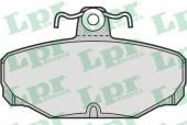 LPR 05P677 Тормозные колодки, к-т дисковые