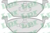 LPR 05P730 Тормозные колодки, к-т дисковые