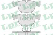 LPR 05P771 Тормозные колодки, к-т дисковые