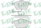 LPR 05P790 Тормозные колодки, к-т дисковые