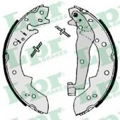 LPR 07050 Тормозные колодки, к-т