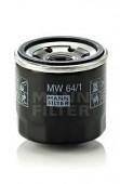 MANN-FILTER MW 64/1 Масляный фильтр