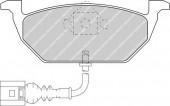 Ferodo FDB1398 Тормозные колодки, к-т дисковые