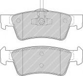 Ferodo FDB1460 Тормозные колодки, к-т дисковые