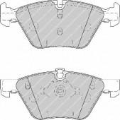 Ferodo FDB1773 Тормозные колодки, к-т дисковые