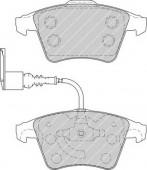 Ferodo FDB1826 Тормозные колодки, к-т дисковые