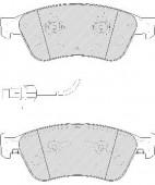 Ferodo FDB1832 Тормозные колодки, к-т дисковые