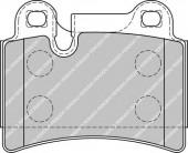 Ferodo FDB1878 Тормозные колодки, к-т дисковые