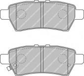 Ferodo FDB1882 Тормозные колодки, к-т дисковые