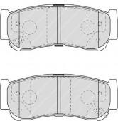Ferodo FDB1910 Тормозные колодки, к-т дисковые