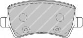 Ferodo FDB1918 Тормозные колодки, к-т дисковые
