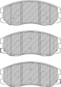 Ferodo FDB1934 Тормозные колодки, к-т дисковые