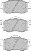 Ferodo FDB1955 Тормозные колодки, к-т дисковые