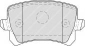 Ferodo FDB4058 Тормозные колодки, к-т дисковые