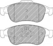 Ferodo FDB4180 Тормозные колодки, к-т дисковые