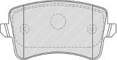 Ferodo FDB4190 Тормозные колодки, к-т дисковые