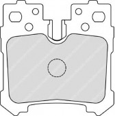 Ferodo FDB4210 Тормозные колодки, к-т дисковые