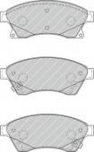 Ferodo FDB4262 Тормозные колодки, к-т дисковые