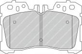 Ferodo FDB4277 Тормозные колодки, к-т дисковые