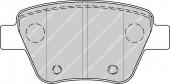 Ferodo FDB4316 Тормозные колодки, к-т дисковые