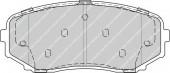 Ferodo FDB4365 Тормозные колодки, к-т дисковые