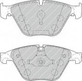 Ferodo FDB4382 Тормозные колодки, к-т дисковые